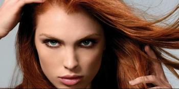 Jesen u kosi: Bakarno crvene nijanse