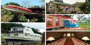 TOP5 najčudnijih hotela na svijetu