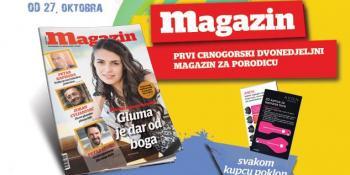 Osamnaesti  broj Magazina u prodaji od 27. oktobra