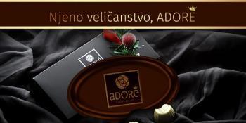 Pronađite inspiraciju za praznične poklone u aDORé čokoladi