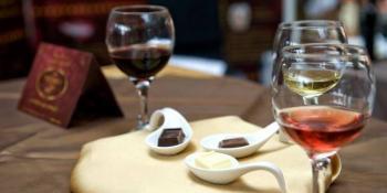 Vodič za uparivanje čokolade i vina