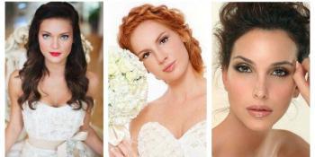 Evo kako treba birati šminku za vjenčanje
