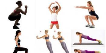 Najbolje vježbe za osobe koje dugo sjede!