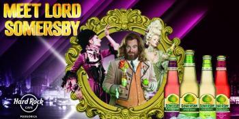 Lord Somersby stiže u Podgoricu u četvrtak!