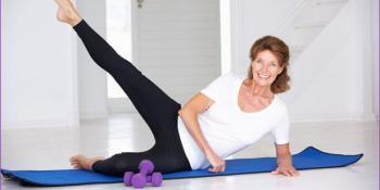 Odlične vježbe za dame u zrelom dobu i mlađe koje rijetko vježbaju