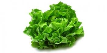 Ublažite crvenilo zelenom salatom