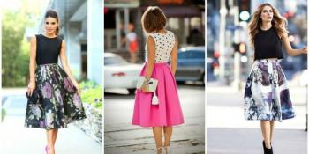 Modni hit ovog ljeta: Neodoljive midi suknje