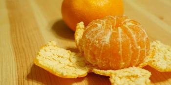Kora od mandarine u borbi protiv kašlja i grlobolje