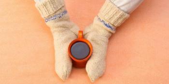 Kako ugrijati noge zimi