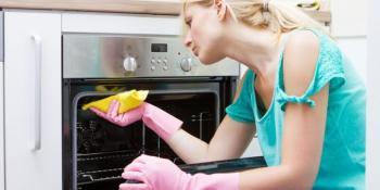 Kako da najlakše očistite rernu
