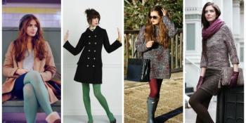 30 ideja kako da ove zime nosite grilonke u boji
