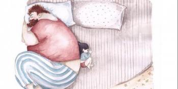 Predivne ilustracije ljubavi između očeva i njihovih ćerkica