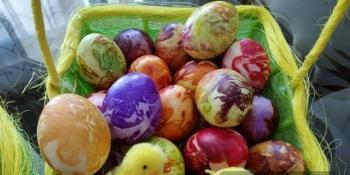 Ofarbajte jaja za samo 5 minuta