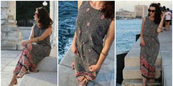 Neodoljiva Nina Piccalino maksi haljina