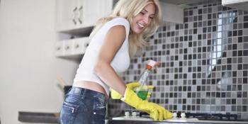 Budite pažljivi u čišćenju mrlja
