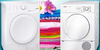 Kako očistiti mašinu za sušenje veša