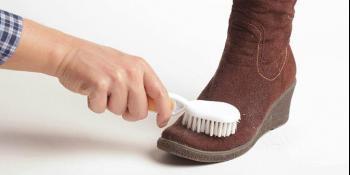 Kako da sa obuće uklonite fleke od industrijske soli