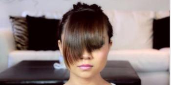 Ošišajte sami kose šiške