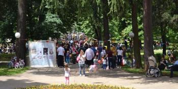 U Podgorici održan prvi festival roditeljstva PorodicaFest