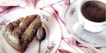 Bojanin kolač od maka i jabuka