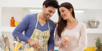 Iz muškog ugla: Muškarci i kuvanje