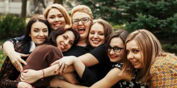 Kad je žena srećna, srećni su i svi oko nje!