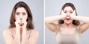Zategnite lice pomoću ovih vježbi