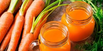 Napitak od šargarepe, mlijeka i meda - Savršen za zimski period