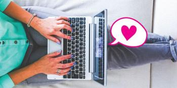 Odnos dvije osobe u online svijetu