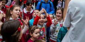 Podgorica: U subotu najveselije dječije proljećno razigravanje