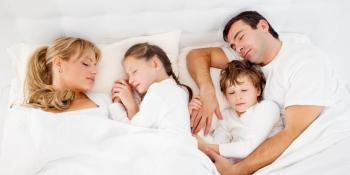 Da li je velikoj djeci mjesto u roditeljskom krevetu?